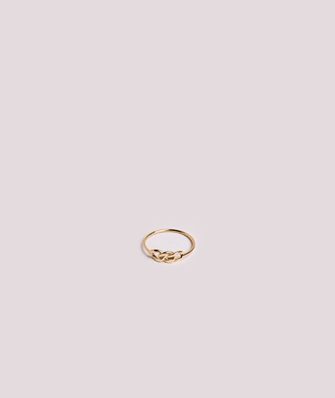 JUKSEREI Zoey Ring gold plated silver