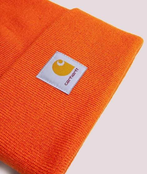 CARHARTT Acrylic Watch Mütze persimmon
