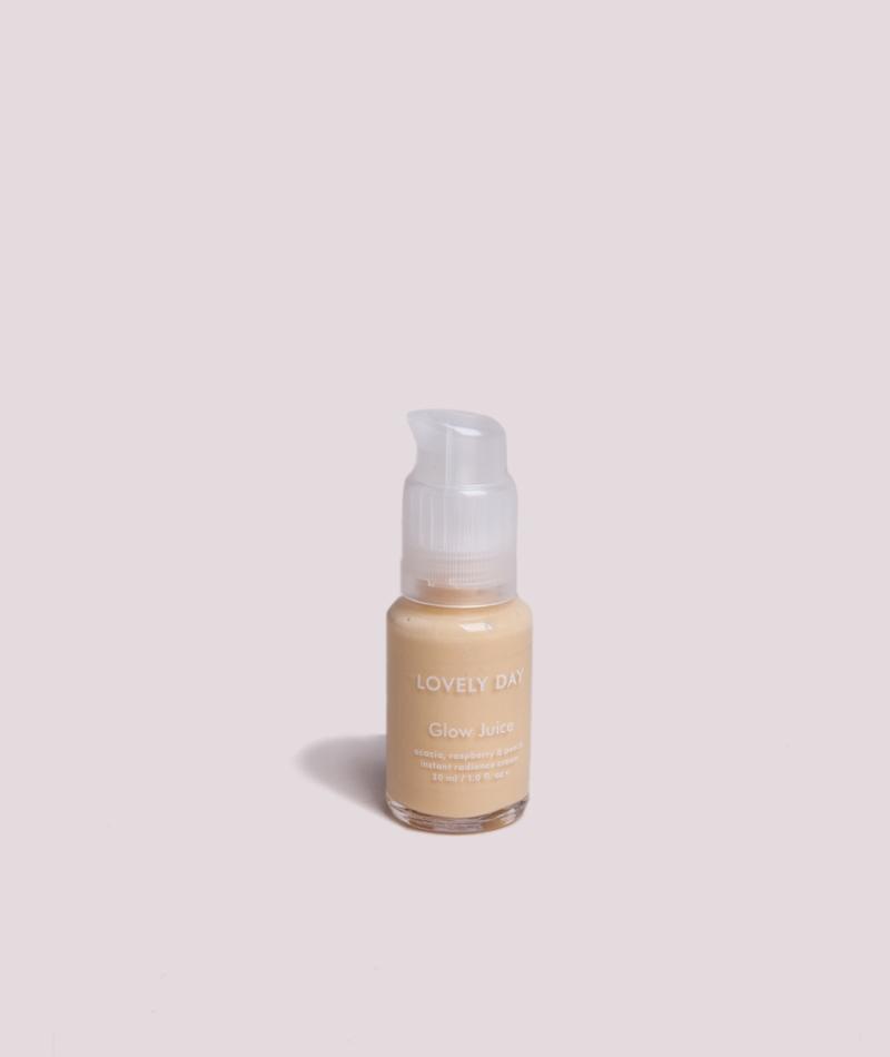 LOVELY DAY Glow Juice Instant Radiance Cream 30ml