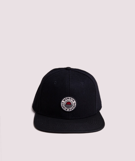 WEMOTO Life Panel Cap black/osfa