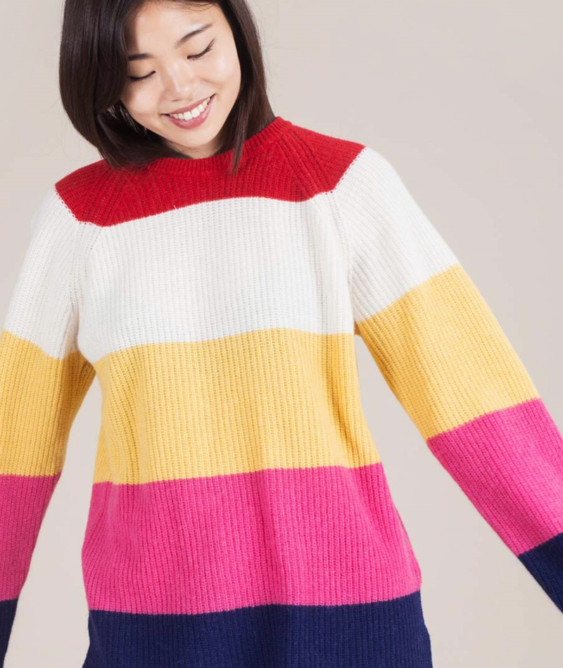 MADS NORGAARD Kindy Pullover multi