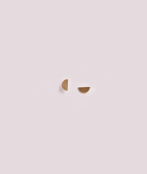 JUKSEREI Vibe Ear Stud gold plated