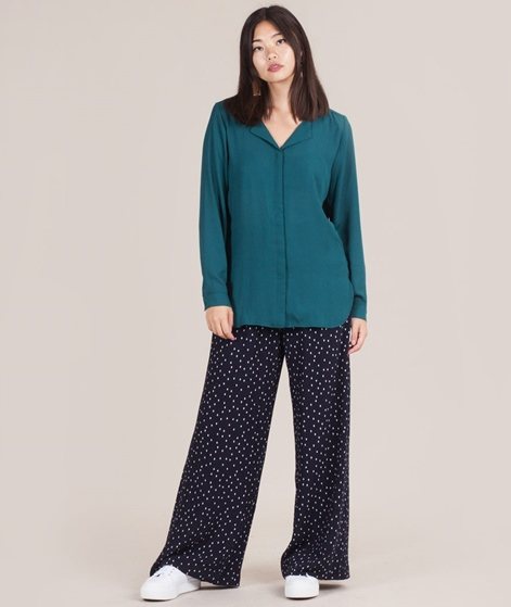 VILA Vilucy LS Bluse bayberry