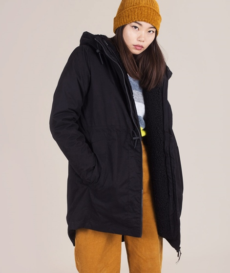 SELECTED FEMME Pally Parka black
