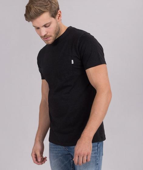 WEMOTO Blake T-Shirt black melange