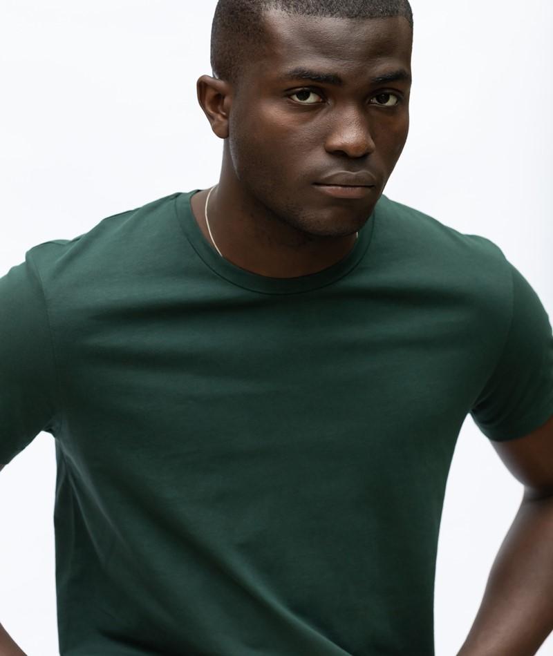 SAMSOE SAMSOE Kronos T-Shirt darkest spr