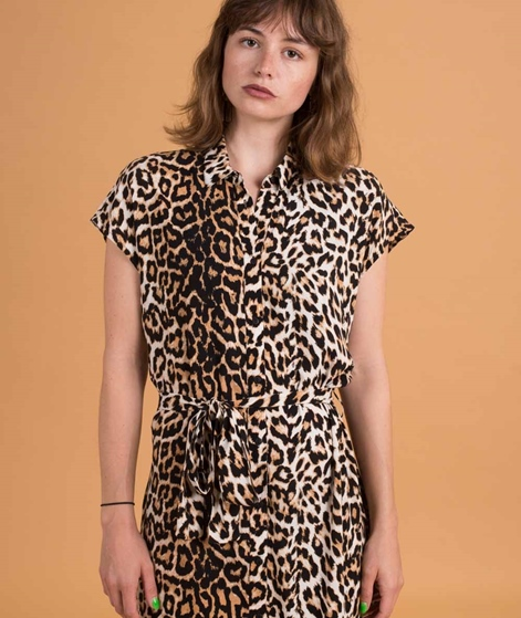 MOVES BY MINIMUM Kolma Kleid Animal Print
