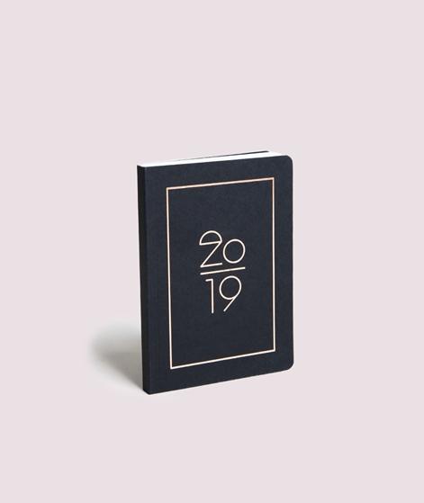 NAVUCKO Kalender 2019 schwarz