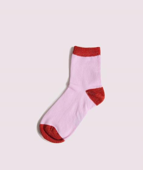 UNMADE CPH Sky Line Socken pink lady