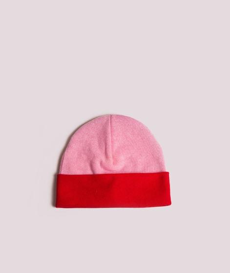 KAUF DICH GLÜCKLICH Ivy Mütze red & pink