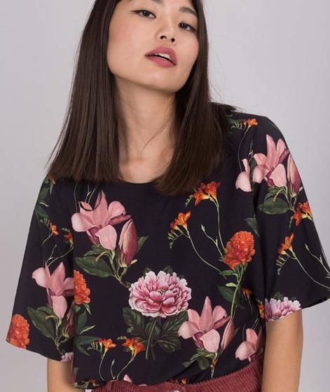 JUST FEMALE Margot Bluse flower mix