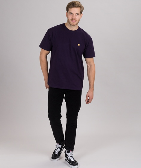 CARHARTT Chase T-Shirt lakers/gold