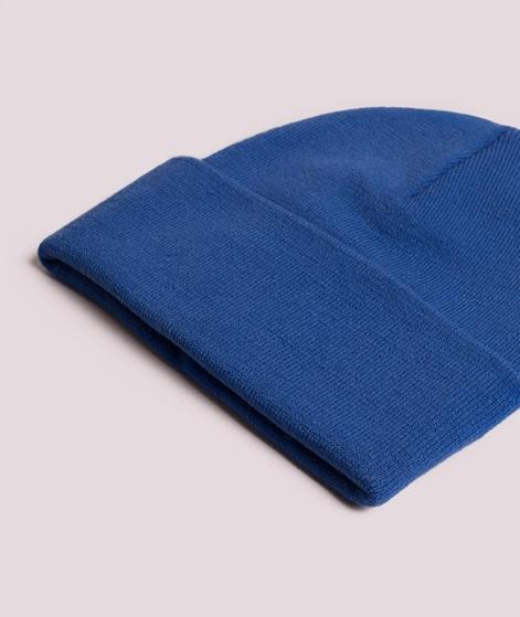 MADS NORGAARD Ambas Mütze blue