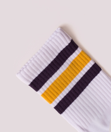 CARHARTT Griggs Socken white/lakers