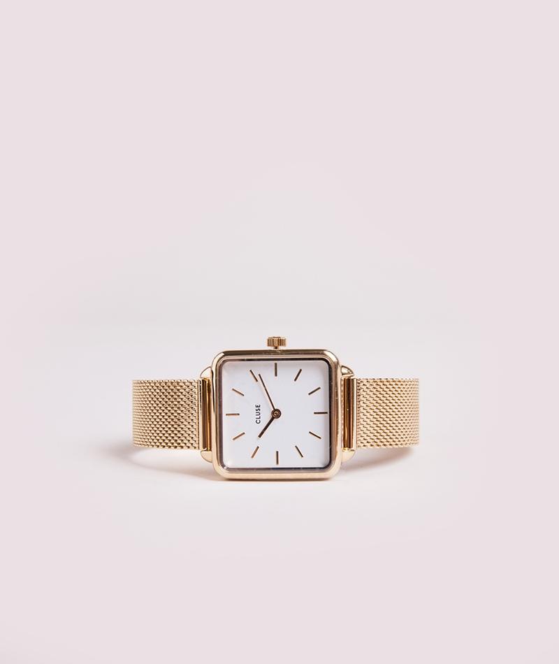CLUSE La Garconne Uhr gold