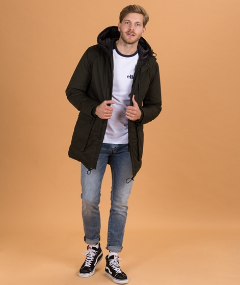 SELECTED HOMME Vinyl Jacke rosin