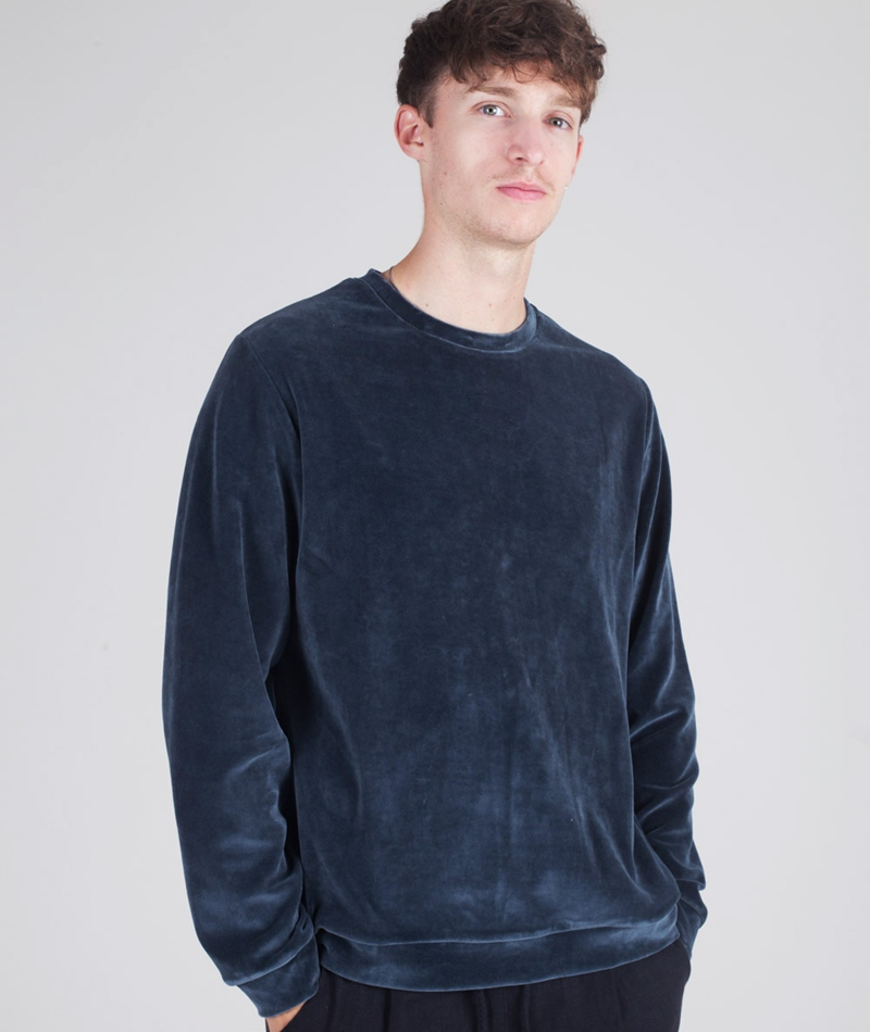 KAUF DICH GLÜCKLICH Sweater ink blue