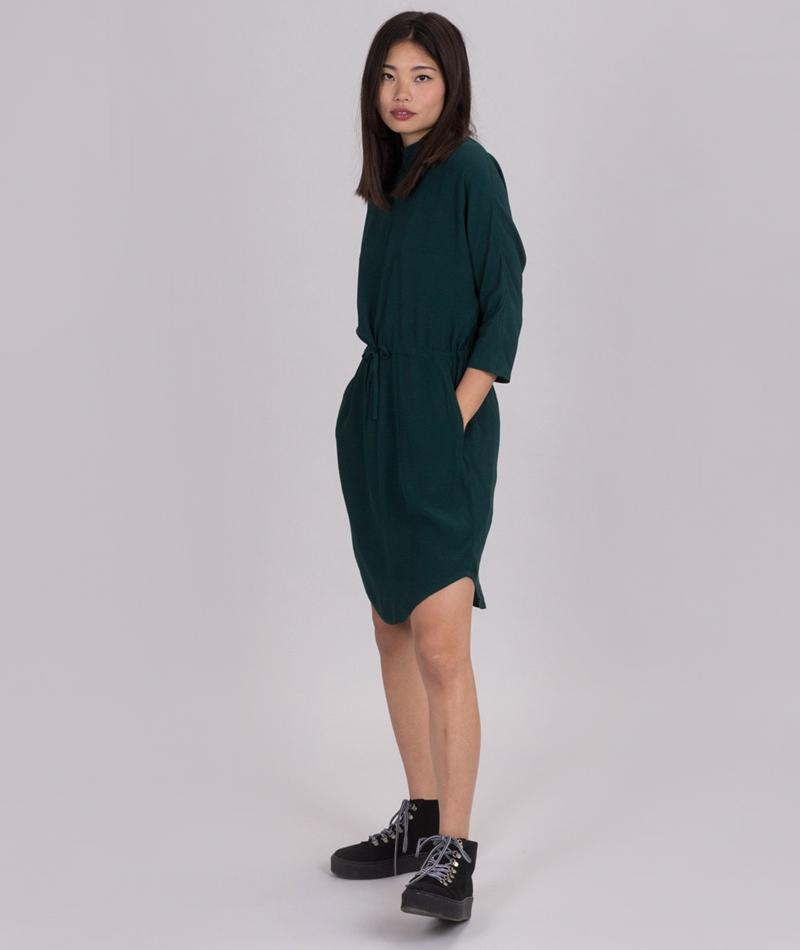 MBYM Mash Kleid emerald