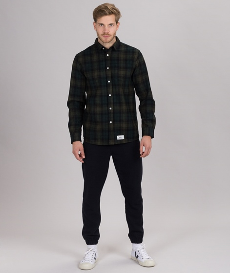 WEMOTO Michael Hemd dark green