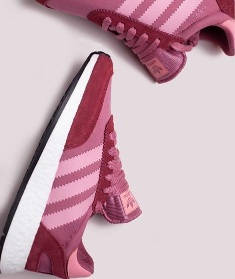 ADIDAS I-5923 W Sneaker trace maroon