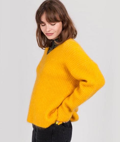 SECOND FEMALE Aloa Pullover golden glow