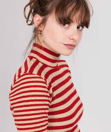 MADS NORGAARD Tuqqa Mix X Longsleeve red