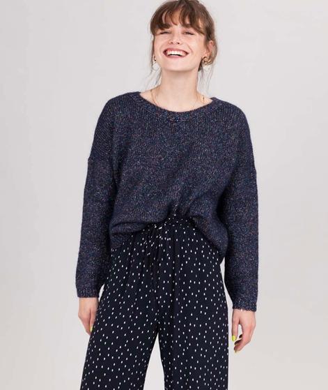 DES PETITS HAUTS Dancourt Pullover marin