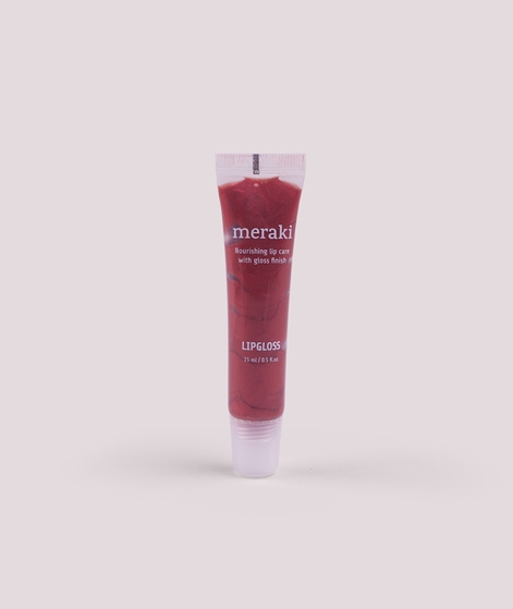 MERAKI Lip Gloss sandy pink