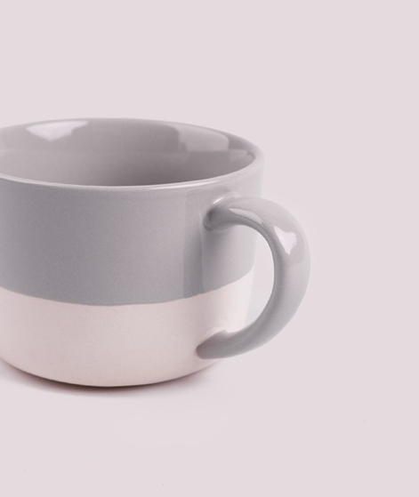 BLOOMINGVILLE Zoe Mug grey