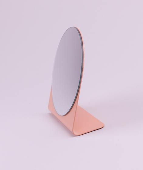 BLOOMINGVILLE Mirror Metal orange