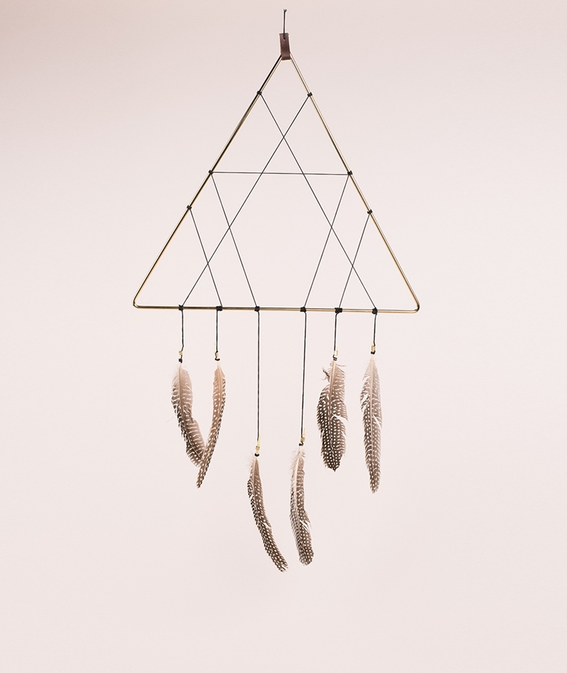HOUSE DOCTOR Dreamcatcher gold