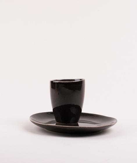 BROSTE Tasse ohne Henkel nordic coal