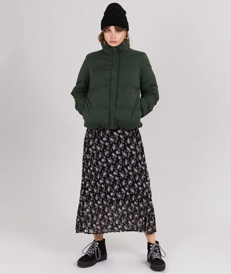 ANOTHER LABEL Mille Puffer Jacke pine gr