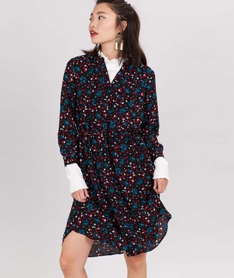 SELECTED FEMME SLFDamina Flower Kleid bl
