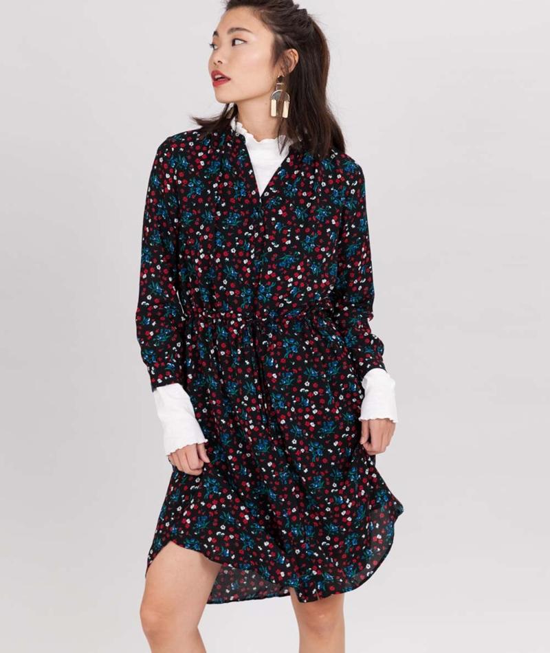 SELECTED FEMME Damina Flower Kleid
