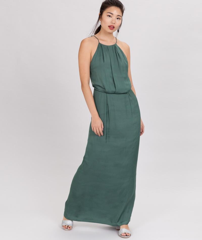SAMSOE SAMSOE Willow L Kleid duck green