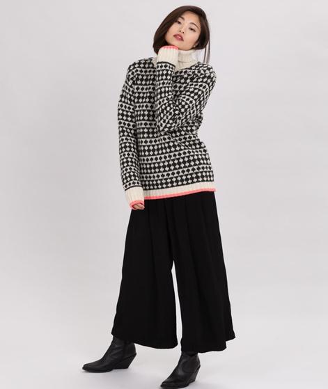 MADS NORGAARD Kimi Pullover ecru black p