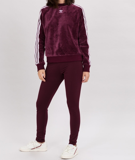 ADIDAS Trefoil Tight Leggings maroon
