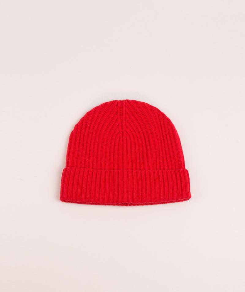 KAUF DICH GLüCKLICH Solveig Mütze rot