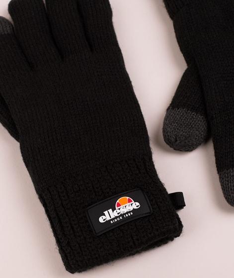 ELLESSE Fabian Knitted Handschuhe black