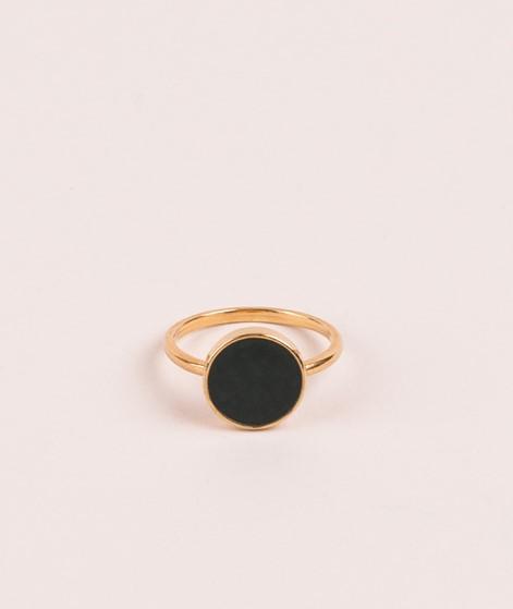 KAUF DICH GLÜCKLICH Vergoldeter Ring