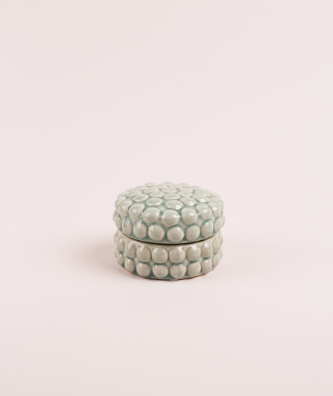 BROSTE Dotty Box green