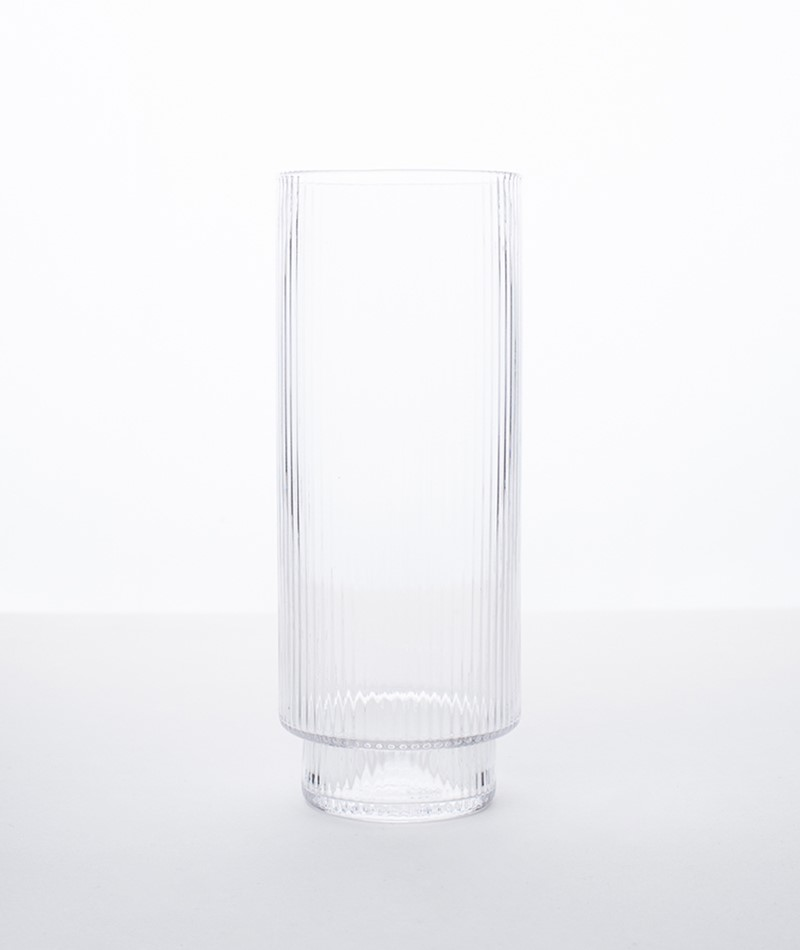 FERM LIVING Ripple Long Glas Set of 4