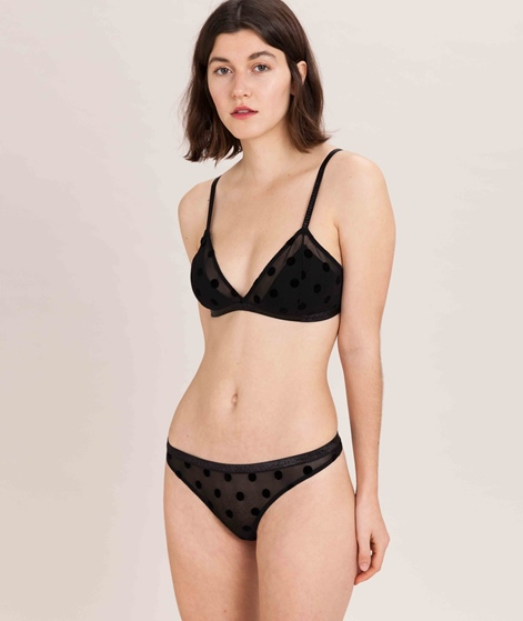 M BY M Mesha Dolora Panties black