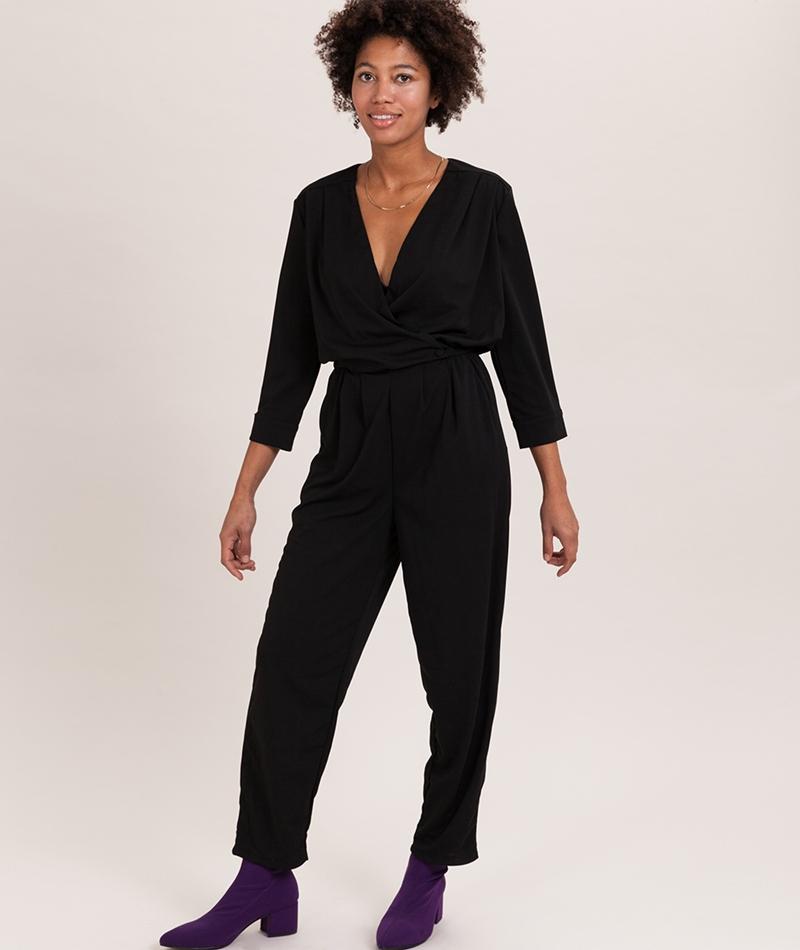 MOSS CPH Gaby Jumpsuit black