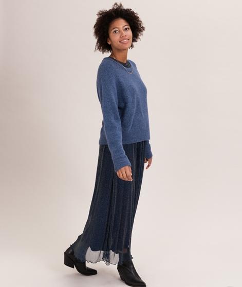 SAMSOE SAMSOE Nor O-N Pullover bijou blu