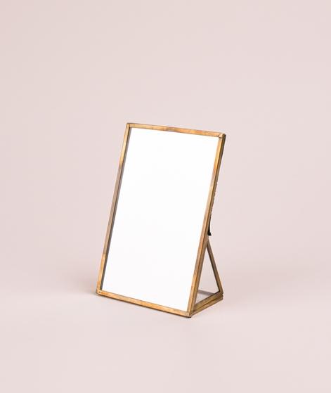 MADAM STOLTZ Standing Mirror 10x15cm bra