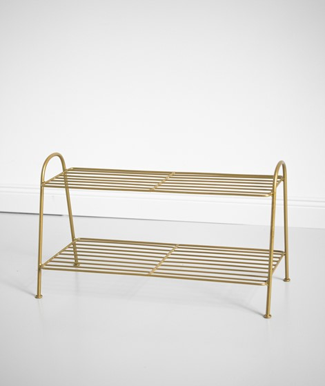 MADAM STOLTZ Shoe Rack 64x28x37cm