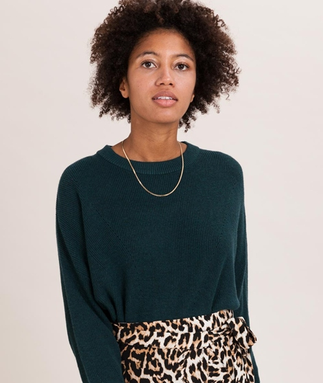 M BY M Likki Pullover emerald green