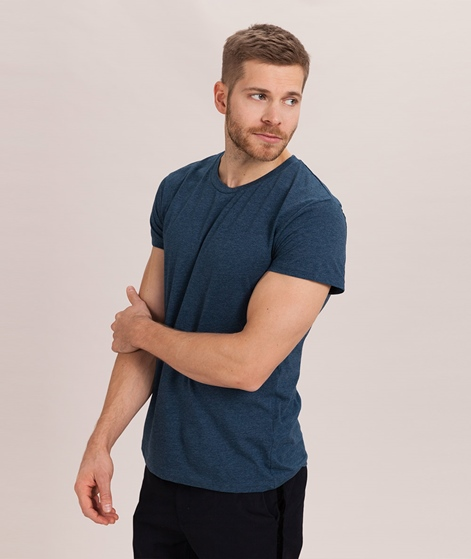 SAMSOE SAMSOE Kronos T-Shirt majolica bl